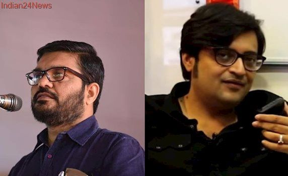 Kerala CPM MP targets Arnab Goswami in Facebook post: 'The most unethical journalist I have ever seen'