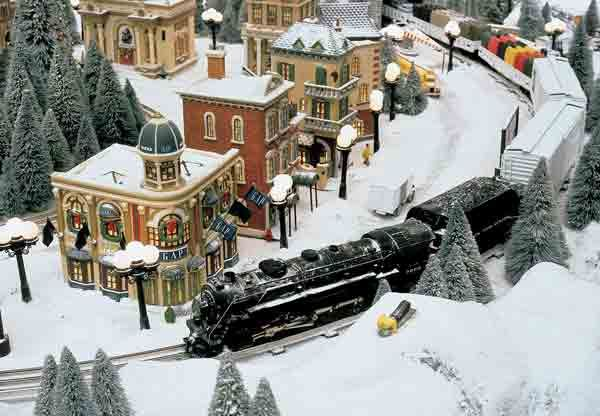 George Morris, Jr.'s O gauge layout design - Toy Train Layouts - Classic Toy Trains - Trains.com online community