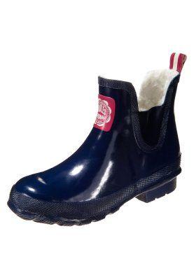Bottes de pluie Tom Joule WELLIBOB - Bottes en caoutchouc - bleu bleu: 47,00 € chez Zalando (au 21/09/14). Livraison et retours gratuits et service client gratuit au 0800 740 357.