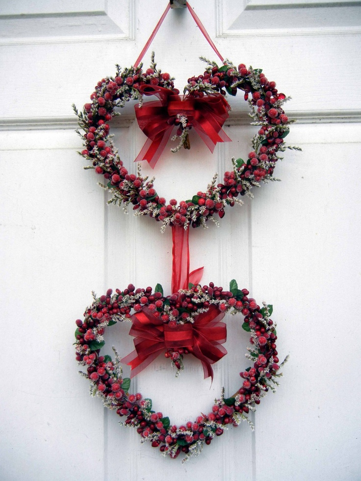 Sweet Heart Wreath.