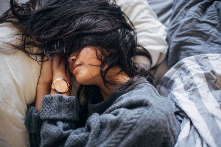 The Habit You Never Knew Was Causing Insomnia & Anxiety