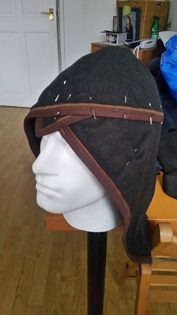 how to make an assassin hood