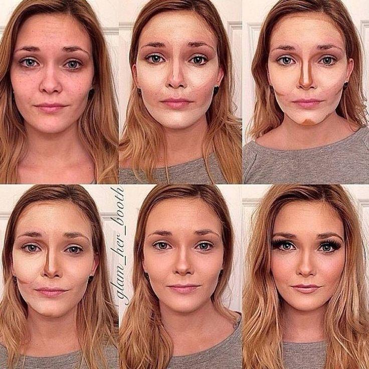 Avant/Après : les 25 contourings les plus réussis d'Instagram - Elle