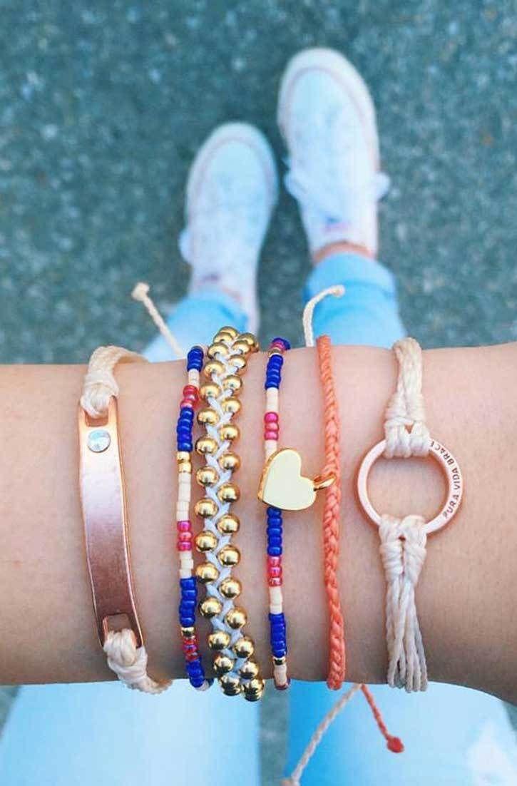 Blush Hues   Pura Vida Bracelets