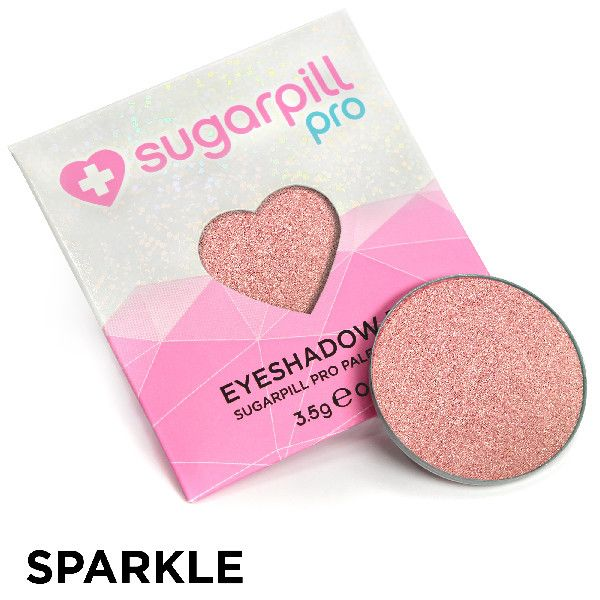 Sugarpill Cosmetics Pro Pan - Pressed Eyeshadow in Kitten Parade