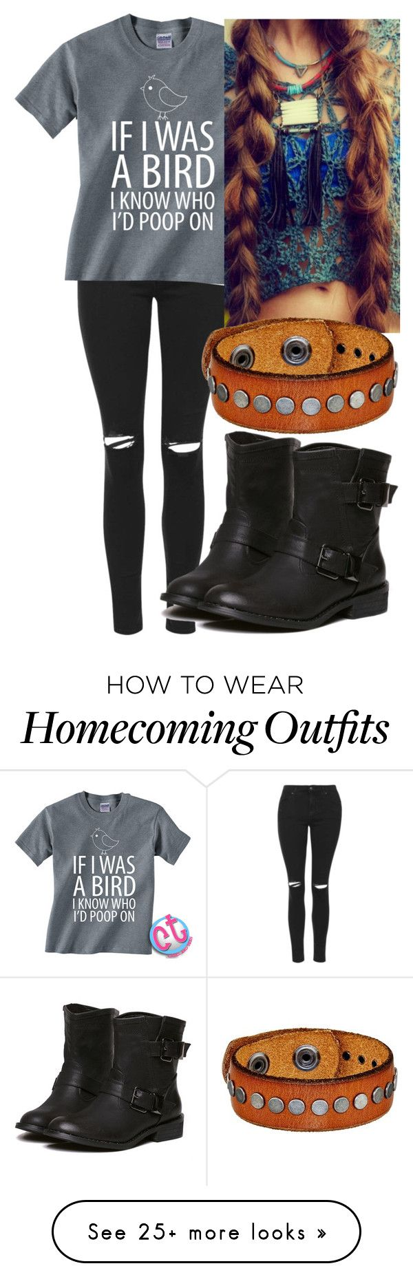 """Untitled #6018"" by assexyaswesley on Polyvore featuring Topshop and COWBOYSBELT"