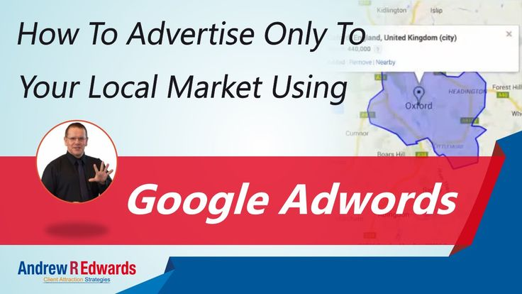 Google Adwords Location Targeting - Must Watch For Local Businesses