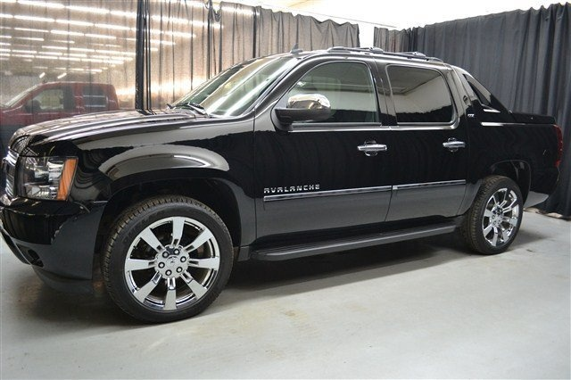 chevy avalanche. this is the only truck i really like because it doesn't look like a truck.
