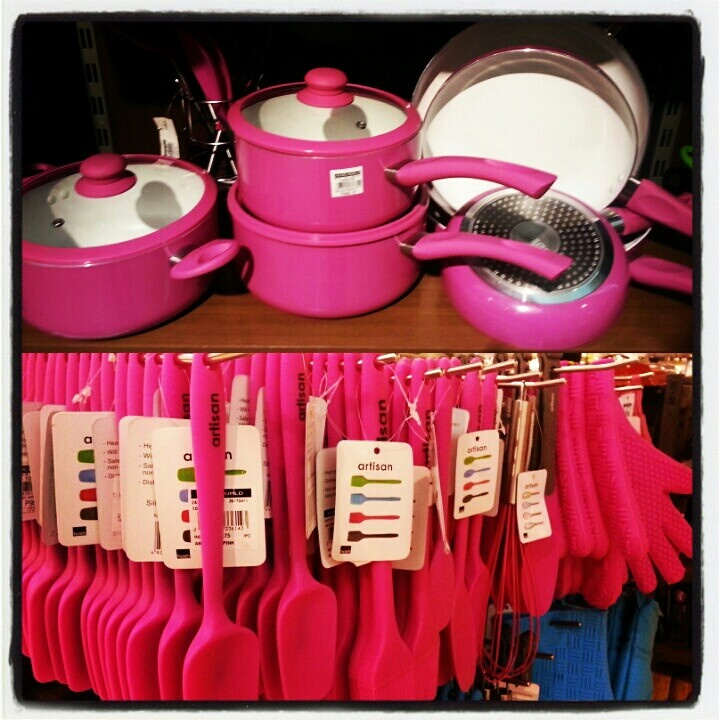 97 best Pink Kitchen images on Pinterest | Cooking ware, Pink ...