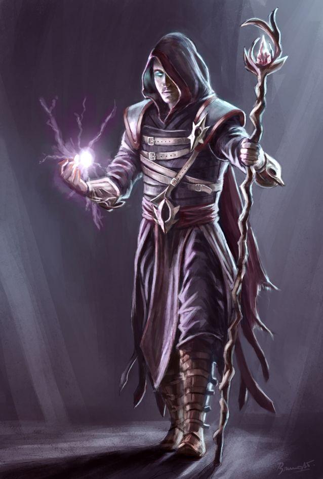 17 Best images about Sorcerers on Pinterest | deviantART ...