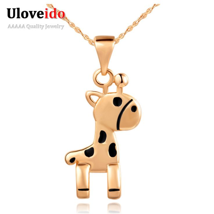 Find More Pendant Necklaces Information about Silver Pendants for Friends Enamel Cute Horse Shape Rose Gold Plated Necklace Fashion Jewelry for Girl Women 2016 Ulove N815,High Quality pendants for friends,China silver pendant Suppliers, Cheap gold plated necklace from Ulovestore Jewelry on Aliexpress.com