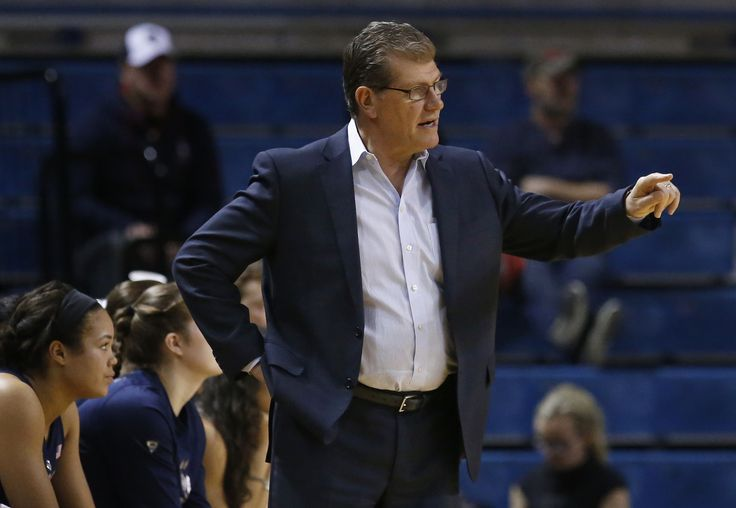 After last season, close to 50 percent of the points scored left the UConn women's basketball team.