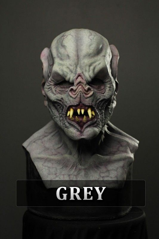 immortal silicone mask horror maskshalloween - Creepy Masks For Halloween