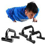 SAVFY® push up bars- Power Push Up Stands Bar Bars Pro For Strength Training, Foam Handles, Home Gym Exercise Body Workout Pair - http://trolleytrends.com/health-fitness/savfy-push-up-bars-power-push-up-stands-bar-bars-pro-for-strength-training-foam-handles-home-gym-exercise-body-workout-pair