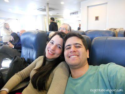 Registro de Viagens: De Montevidéu a Buenos Aires de Buquebus!