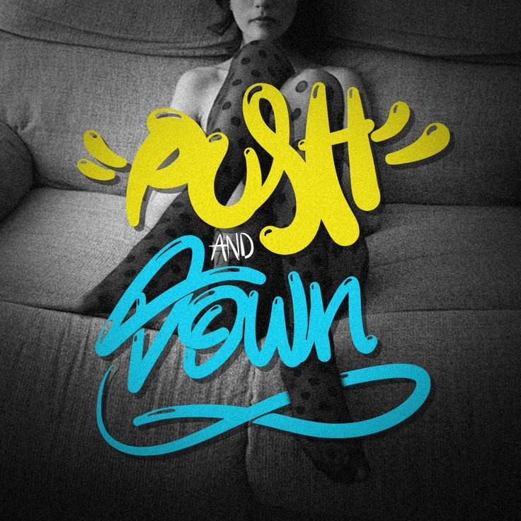 Push and Down