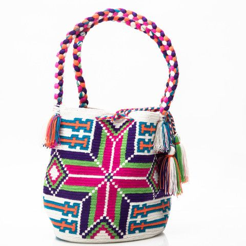 Cabo & Rio Wayuu Mochila Bag | WAYUU TRIBE – WAYUU TRIBE | AUTHENTIC HANDMADE WAYUU MOCHILA BAGS Starting at $108.00. Free Shipping U.S and Reduced Shipping international.