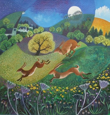 Joy of Spring - Lisa Graa Jensen RI