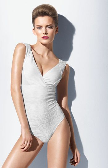 NEW / WOLFORD vernice string body whote / M uk 14/16 #Wolford #Body