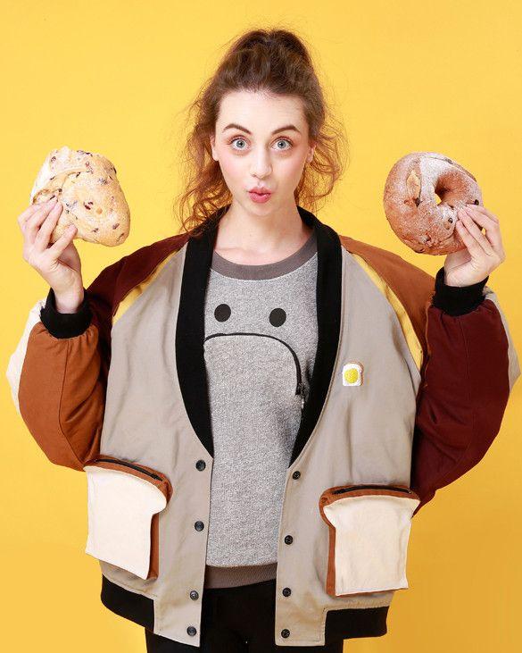 Toast Jacket #boogzel #boogzelapparel #toastjacket
