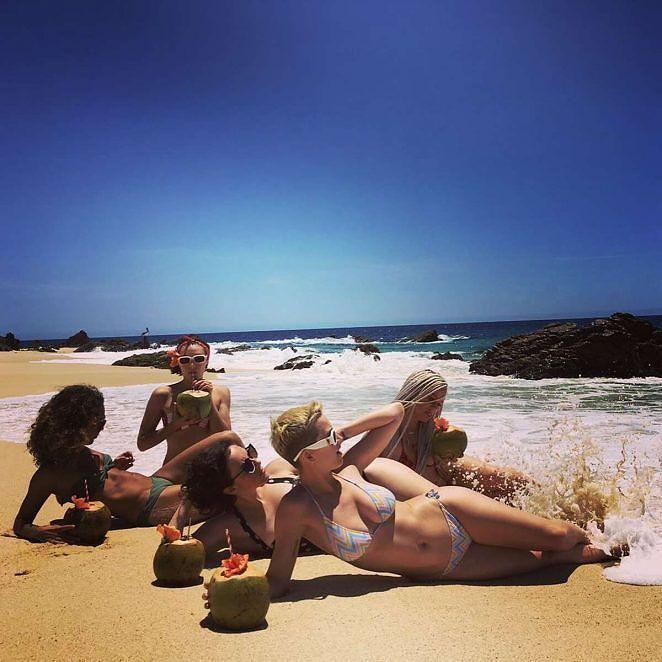 Katy Perry in Bikini  Social Media Pics  #wwceleb #katyperry