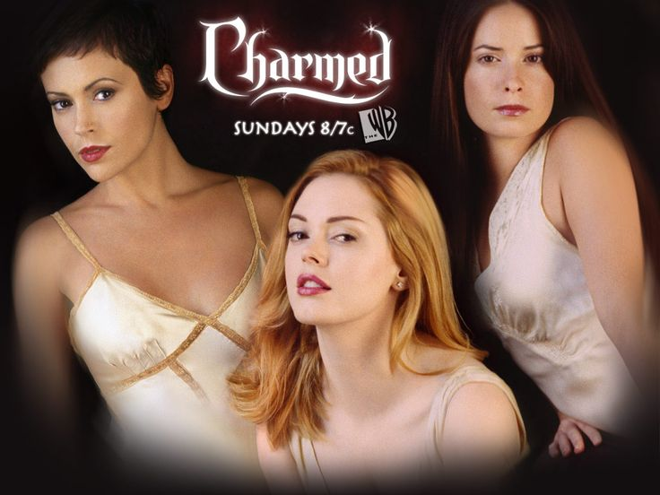 actresses on castle tv show | Serie : Charmed