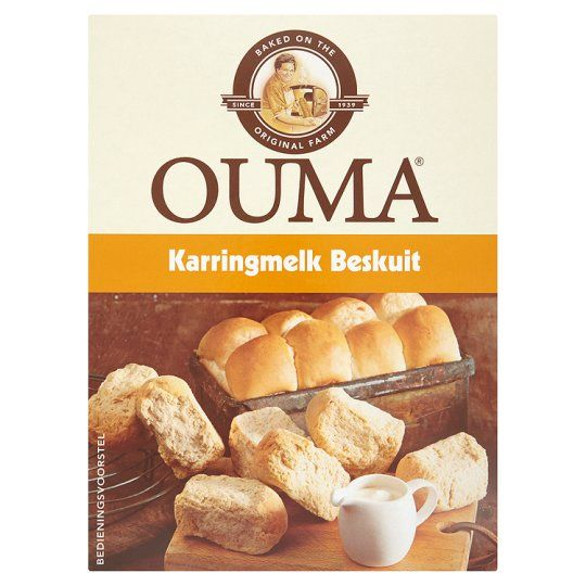 Try Treats Ouma Rusks Box Of Food African Food South African Recipes Rusk Recipe
