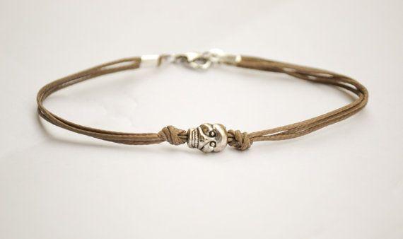 Bracciale braccialetto maschile con un fascino di Principles