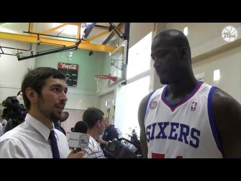 Media Day: Kwame Brown