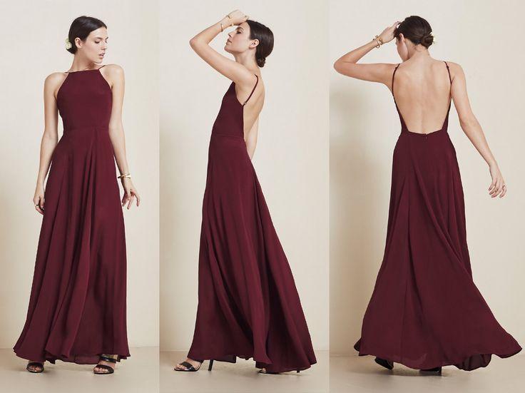 Noelle dress, Reformation