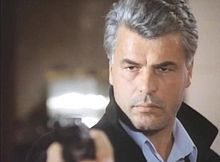 Микеле Плачидо. Кадр из телесериала «Спрут-4»
