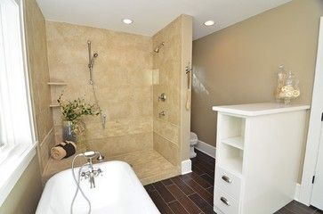 Clean And Simple From Lisa Zannini Battle Bathroom