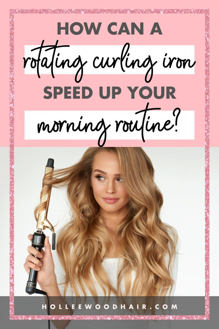 The 7 Best Rotating Curling Irons 2020 There S One For Each Budget Diy Beach Hair How To Curl Your Hair Mens Hairstyles Thin Hair