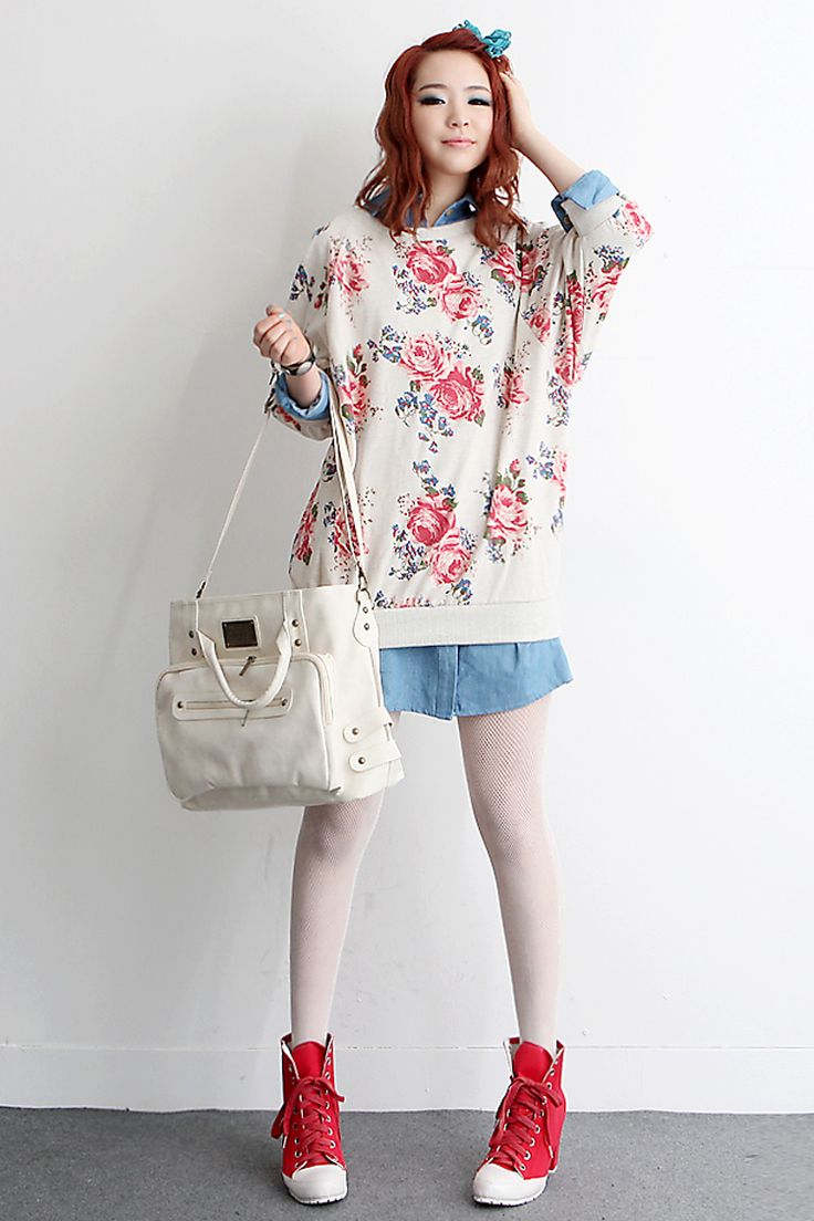 We introduce you a new modern vintage♥ hARU style will turn your ordinary days into extraordinary! www.itsmestyle.com