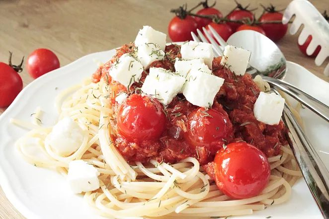 Spaghetti mal anders... | Cooking Bakery