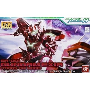 Gundam 00: HG Exia Trans-Am Mode 1/144 - € 20,00 - Spedizione Gratuita - SOLD OUT