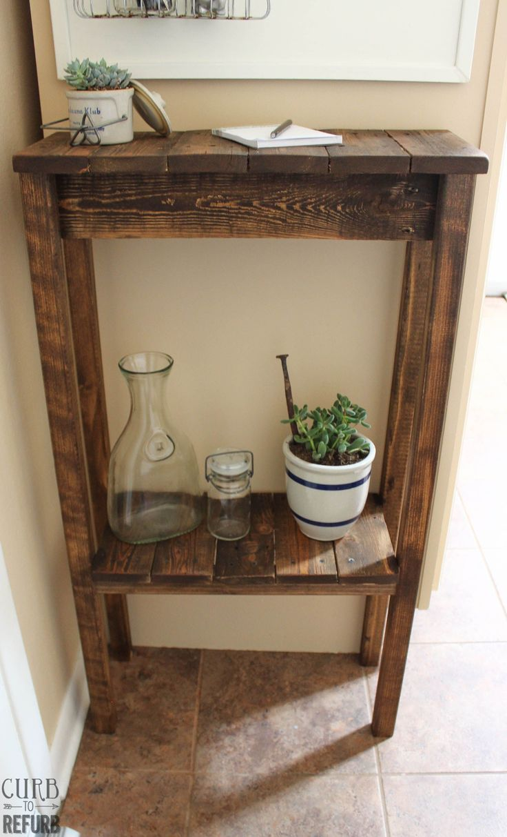DIY pallet table                                                                                                                                                     More