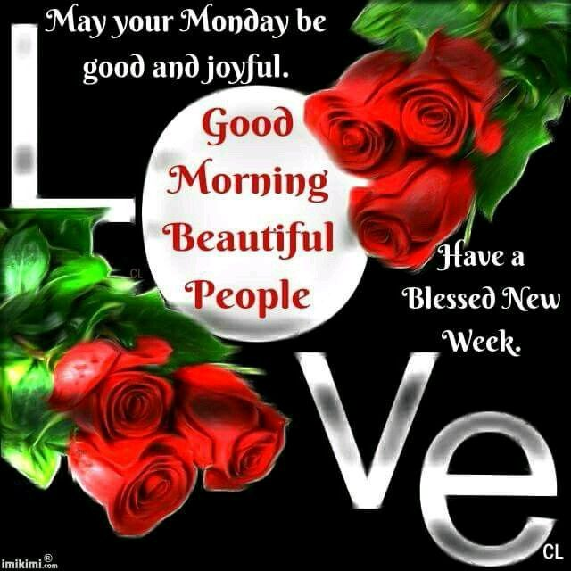 139 Best Images About Happy Blessed Monday On Pinterest