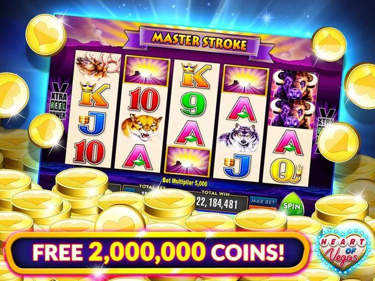 Heart of Vegas - Casino Slots- screenshot
