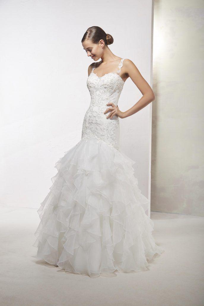 Empire du Mariage, robe de mariée BELINDA,