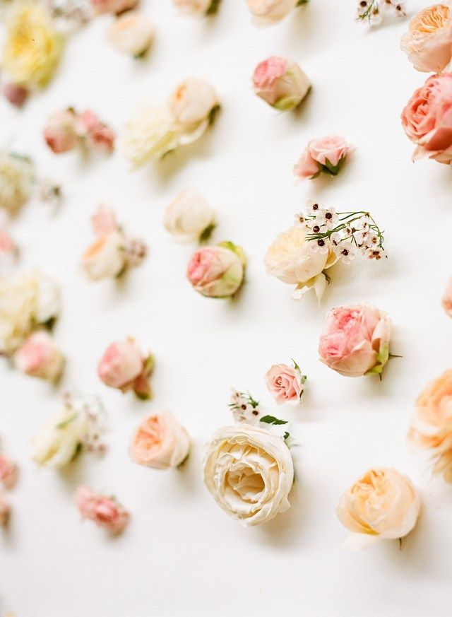 Do It Yourself Floral Wall * Floral Backdrop * Whole Sale Flowers (4)