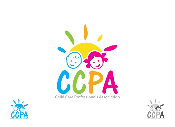 logo for Child Care Professionals Association  (CCPA) by LKirk