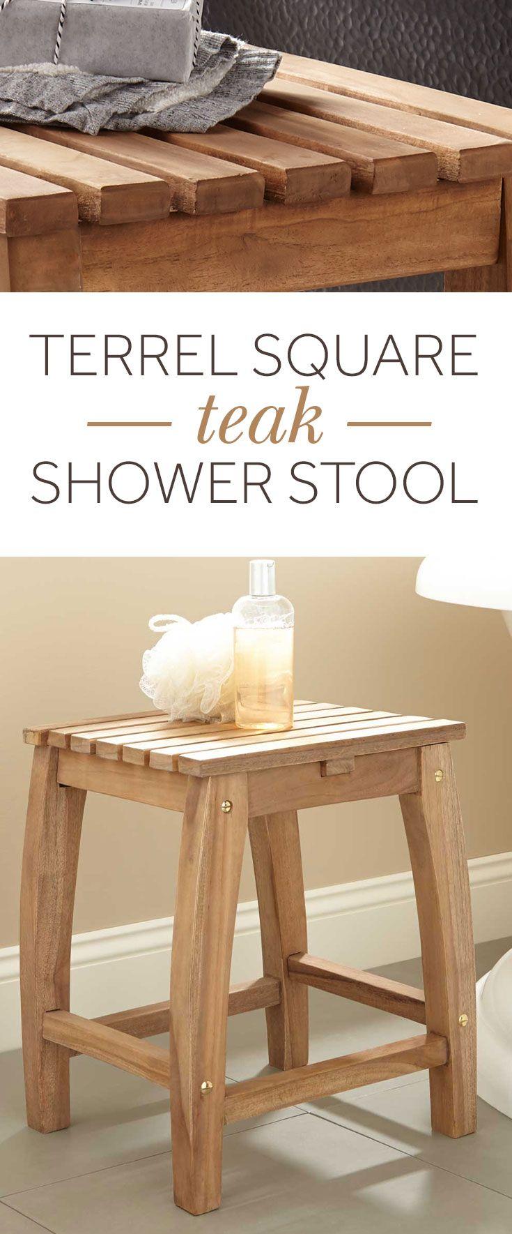 Best 25+ Teak shower stool ideas on Pinterest | Compton news ...