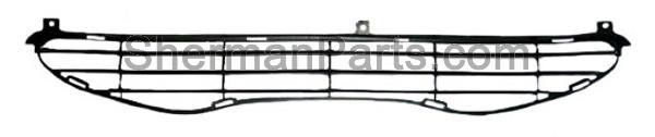 1999-2004 Chrysler 300M Lower Grille