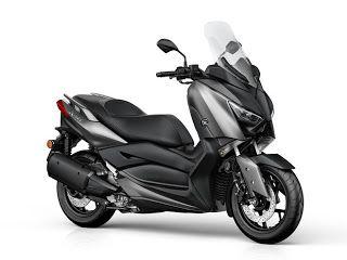 ENEMOTOS: Yamaha X-Max 300 aparece como rival do Honda SH 30...