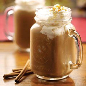 Caramel Macchiato Cappuccino Mix