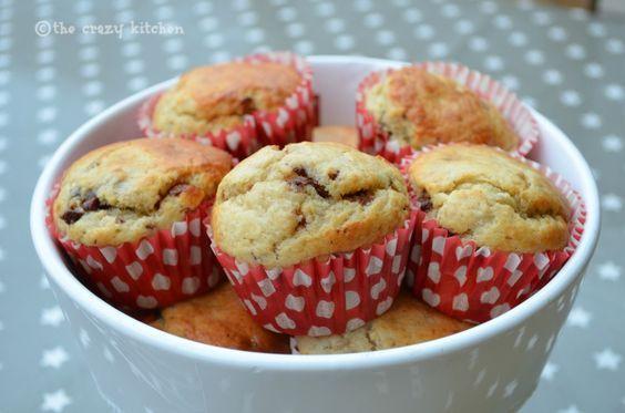 cadbury fruit and nut muffins