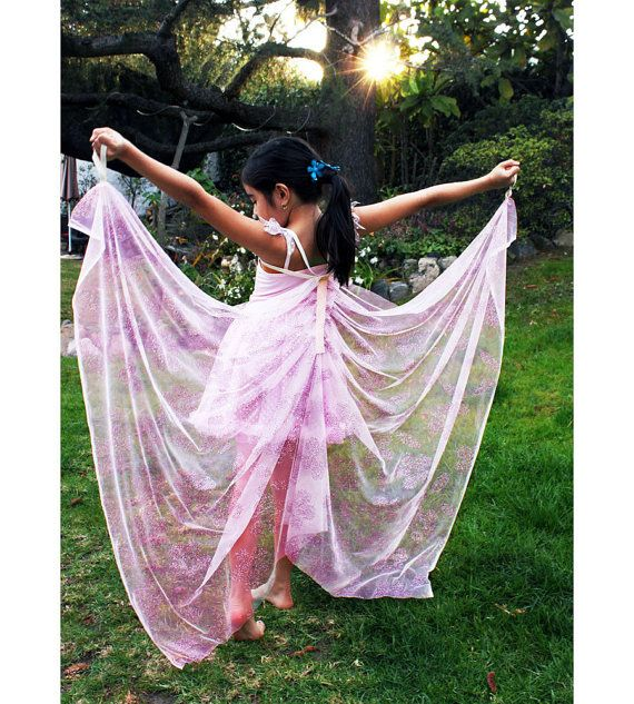 Fairy Wings Butterfly Wings Costume Wings Kids Dress by flyingkiss, $26.00