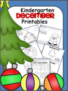 Free Christmas lights coloring activity that provides practice with color words. Terrific for Pre-K and Kindergarten. This page comes from my Christmas No Prep Pack (98 printables). Click Here