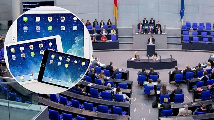 Bundestagsabgeordnete kaufen auf Steuerzahlerkosten nicht nur teure Füller, sie…